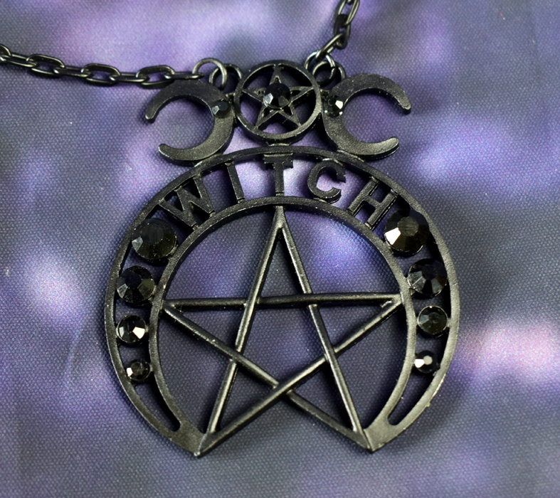 Restyle Witch Necklace - SALE