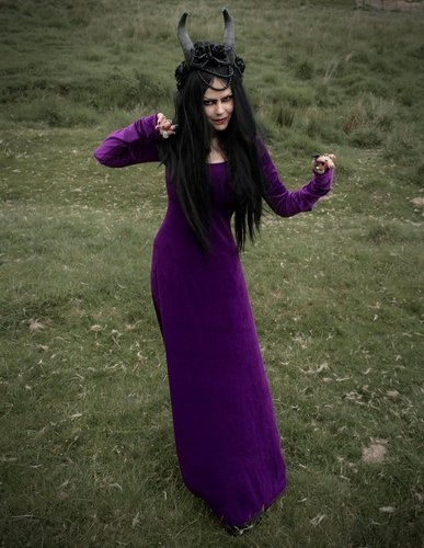Moonshadow Minerva Witch Dress