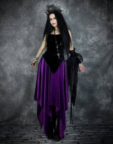 Moonshadow Elvenwitch Skirt