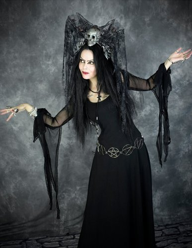 Haunted Enchantress Bolero