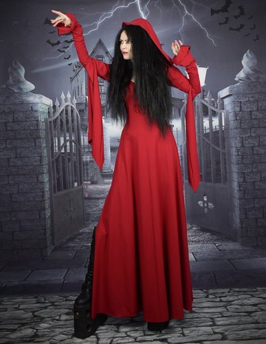 The Morrigan Witch Dress