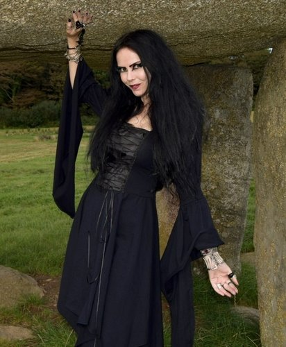Melian Witch Minidress