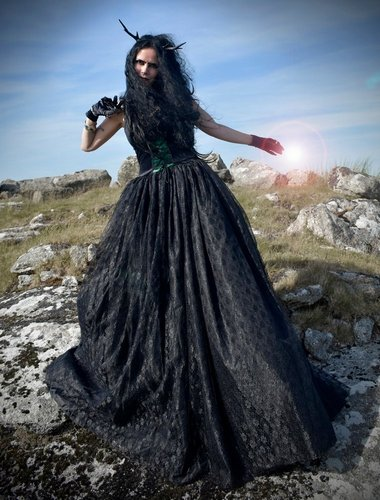 Lace Enchantress Gown