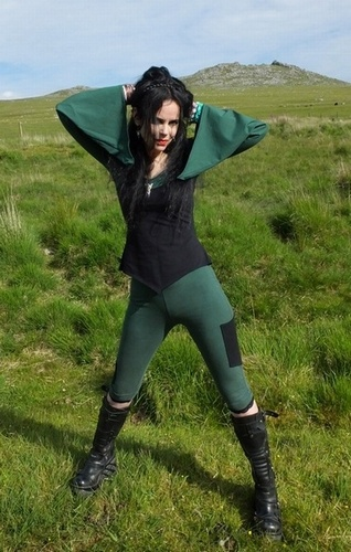 Elven Huntress Leggings