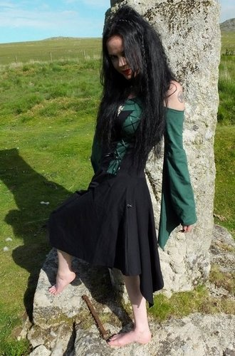 Elven Huntress Dress