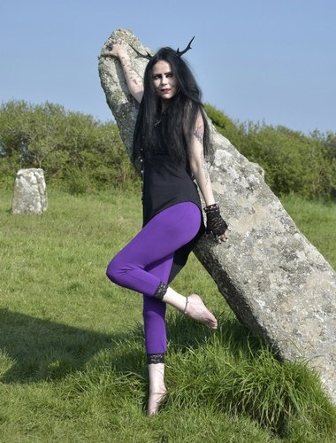 Wonderfully Witchy Leggings