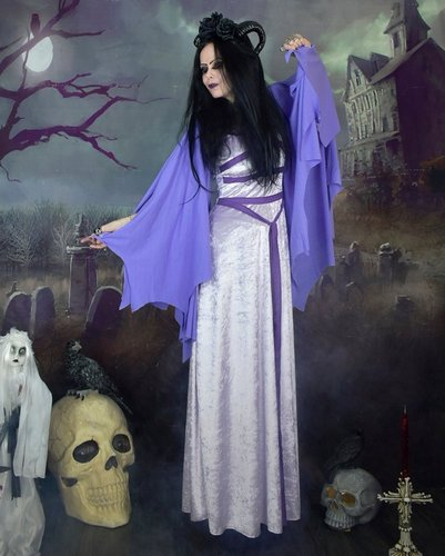 Lily Munster Dress